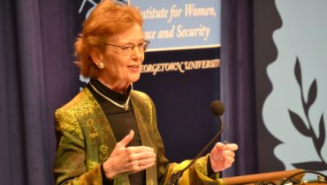 Link to Profiles in Peace: An Interview with Mary Robinson