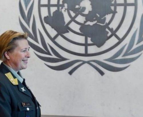 General Kristin Lund