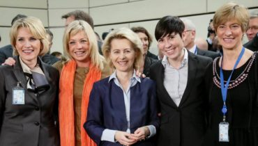 Link to Macron's Gender-Balanced Cabinet Includes Europe's 9th Female Defense Minister