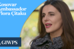 thumbnail: Kosovar Ambassador Vlora Citaku