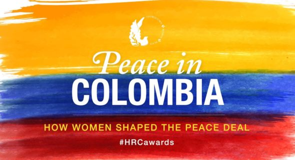 Peace in Colombia: How Women Shaped the Deal