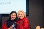 Phyu Phyu is presented an award
