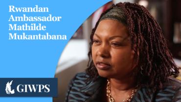 Link to Rwandan Ambassador Mathilde Mukantabana