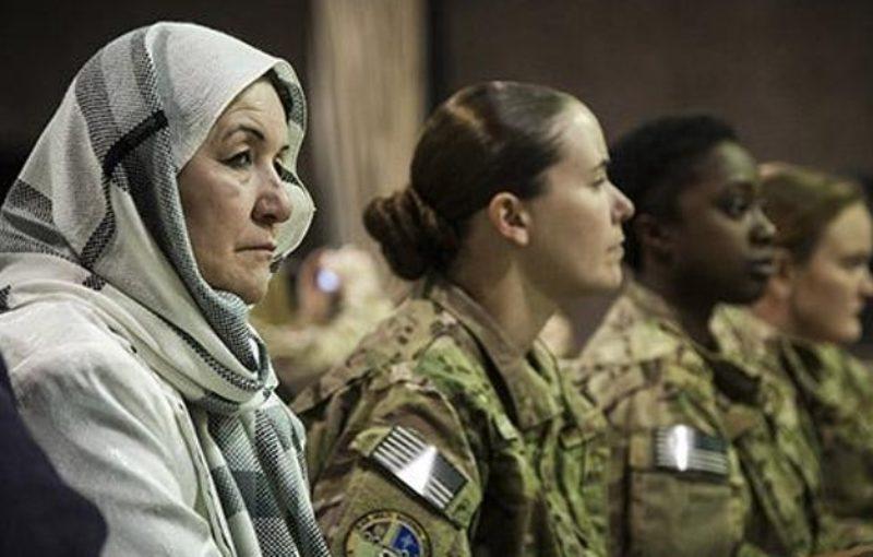 women in military