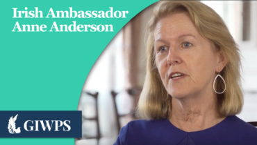 Link to Irish Ambassador Anne Anderson