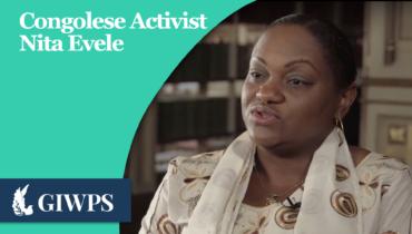 Link to Congolese Activist Nita Evele