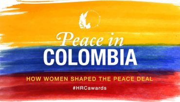 Link to Peace in Colombia: How Women Shaped the Deal