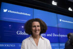 Dr. Klugman speaks at the Brookings Institution about her contribution to From Summits to Solutions