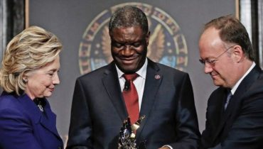 Link to Q&A with Nobel Laureate Dr. Mukwege