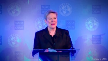 Link to NATO's Highest Ranking Civilian Woman