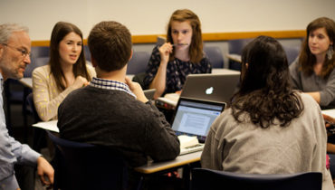 Link to Georgetown Classes on Gender & International Affairs