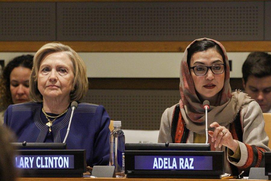 Secretary Clinton at UN