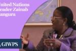 thumbnail: UN leader Zainab Bangura