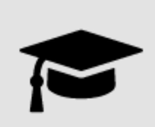 Icon representing education