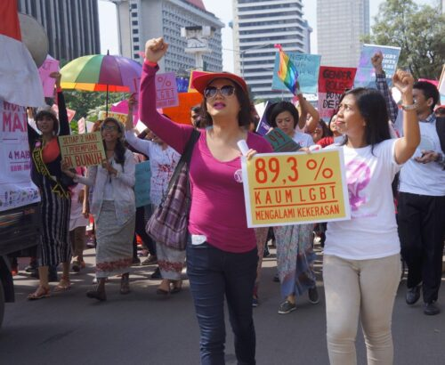Protesting for LGBTI Rights in Southeast Asia