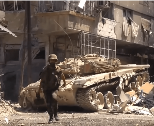Syrian Army: by news channel online 24/24 ( 2015 )
