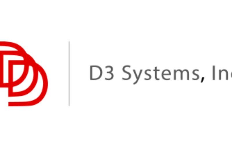 D3 Systems, Inc. Logo