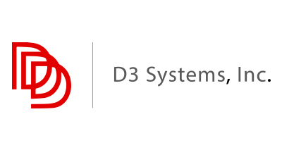 D3 Systems, Inc. Logo
