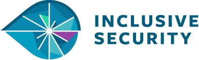 Inclusive Security Logo