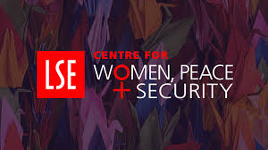 The LSE Centre for Women, Peace and Security Logo