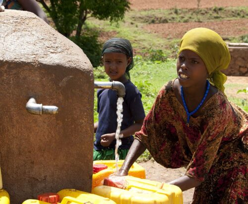 Water insecurity