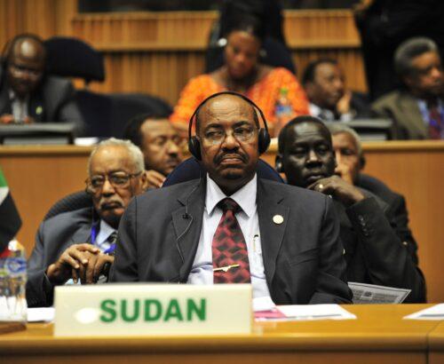 Omar al-Bashir - president of Sudan