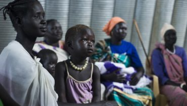 Link to Rape as an Instrument of Terror & Weapon of War in South Sudan: Addressing the Impunity Gap