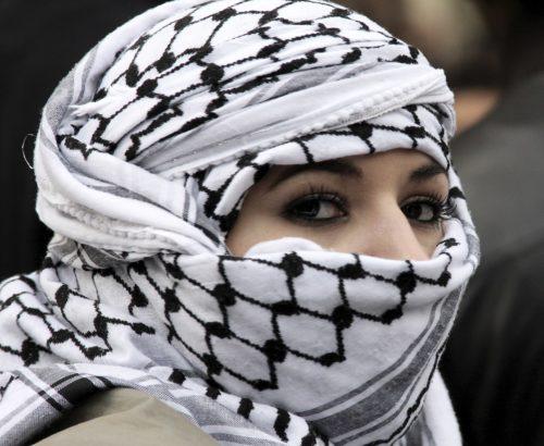 Female combatants are rising