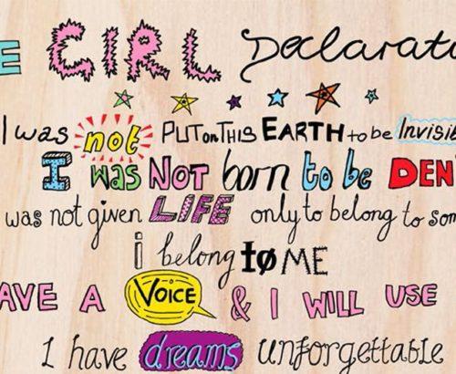 UN Girl Declaration