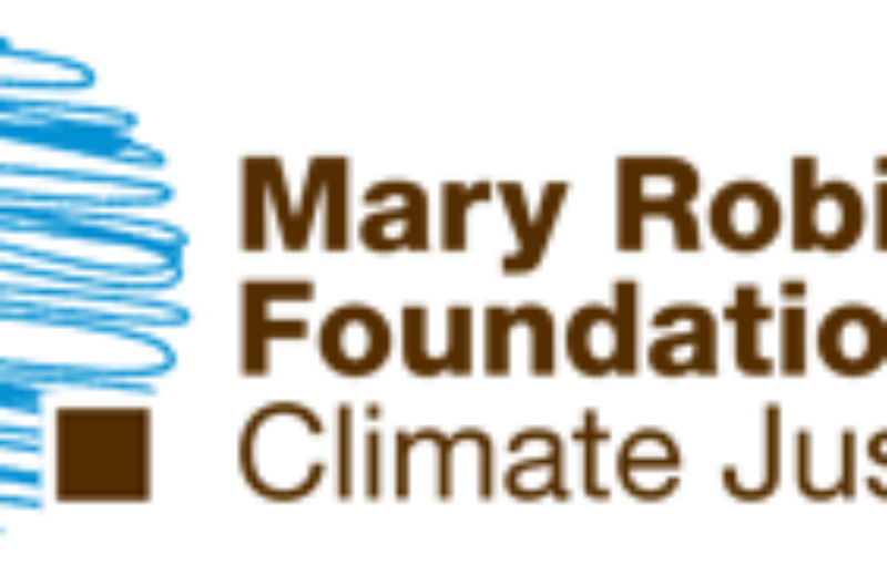 Mary Robinson Foundation Climate Justice logo