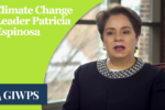 thumbnail: climate change expert Patricia Espinosa