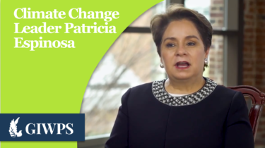 Link to Climate Change Leader Patricia Espinosa