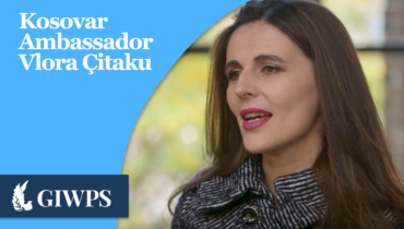 Link to Kosovar Ambassador Vlora Çitaku