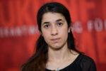 headshot of Human rights activist Nadia Murad Basee Taha