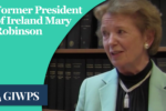 thumbnail: former president of Ireland Mary Robinson