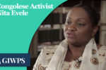thumbnail: congolese activist Nita Evele