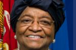 Event ad for Ellen Johnson Sirleaf