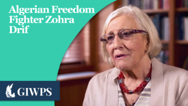 Link to Algerian Freedom Fighter Zohra Drif