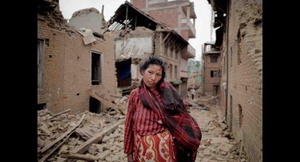 How Women Rebuilt Nepal