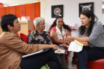 Women mediators talk in Colombia