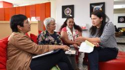 Women mediators talk in Colombia
