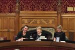 Dr. Jeni Klugman presents the WPS Index at the UK House of Lords