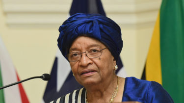 Link to Ellen Johnson Sirleaf: Sustaining Peace