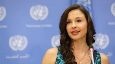 Link to Ashley Judd: Combating Sexual Violence