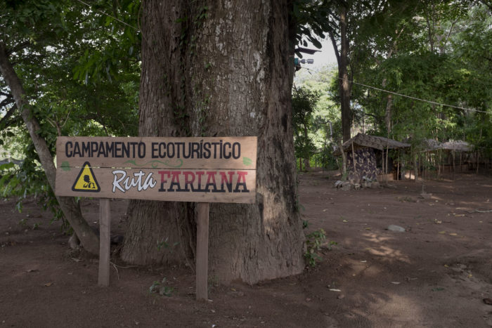 Picture of the Ruta Fariana Ecotourism Camp