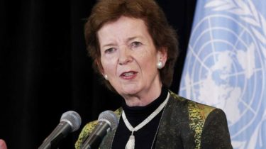 Link to Mary Robinson: Climate Change