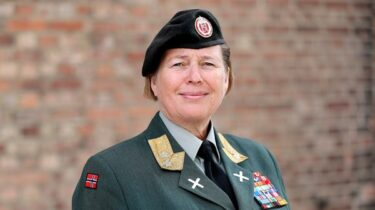 Link to Major General Kristin Lund: Peacekeeping