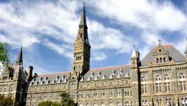 Link to Georgetown's Favorite Professors Discuss Gender