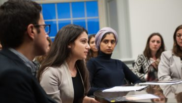 Link to Study Global Women's Issues at Georgetown this Fall