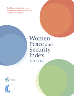 Front cover of WPS Index 2017/19